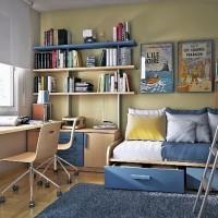 детская комната для мальчика подростка дизайн фото 25