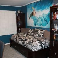 детская комната для мальчика подростка дизайн фото 27