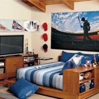 детская комната для мальчика подростка дизайн фото 29