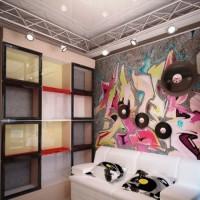 детская комната для мальчика подростка дизайн фото 33