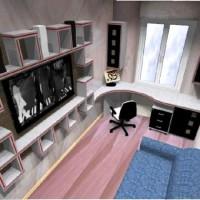 детская комната для мальчика подростка дизайн фото 39