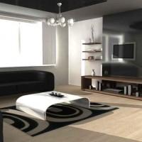 дизайн гостиной в современном стиле фото 15