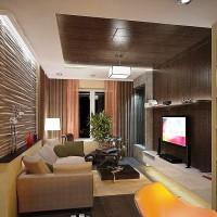 дизайн гостиной в современном стиле фото 18
