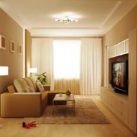 дизайн гостиной в современном стиле фото 22