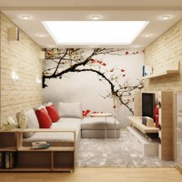 дизайн гостиной в современном стиле фото 27