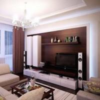 дизайн гостиной в современном стиле фото 5