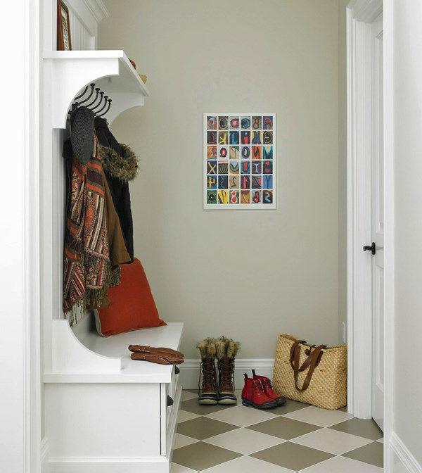 дизайн обоев в коридоре фото 4