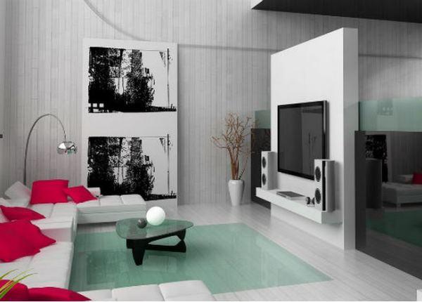 дизайн интерьера маленькой квартиры студии фото 2