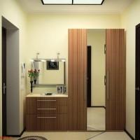 дизайн маленькой прихожей в квартире фото 32