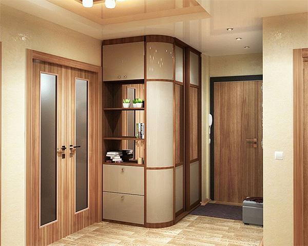 дизайн маленькой прихожей в квартире фото 4