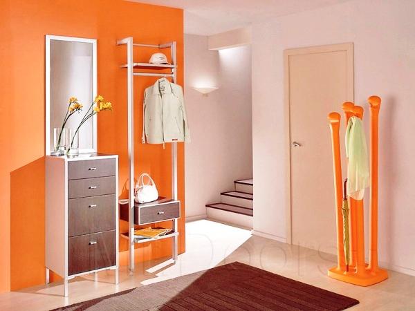 дизайн маленькой прихожей в квартире фото 9
