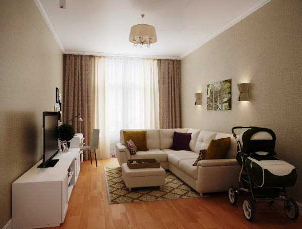 интерьер гостиной фото в современном стиле фото