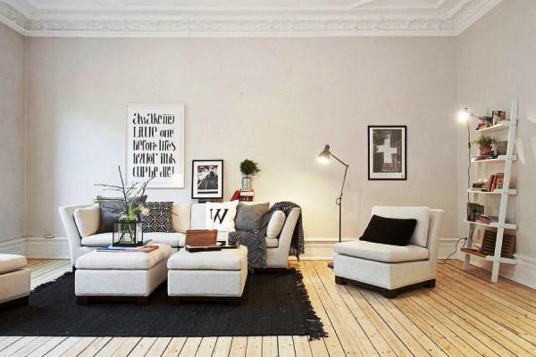 интерьер современной гостиной в квартире фото