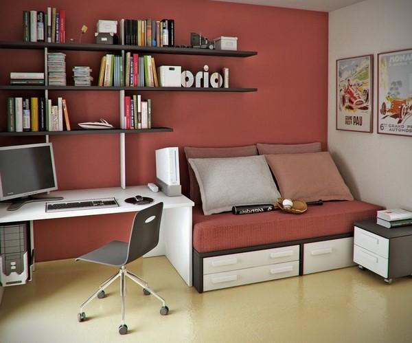 мебель для подростковой комнаты мальчика фото