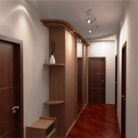 шкаф-купе в коридоре дизайн фото 20
