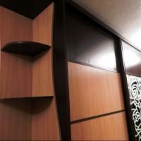 шкаф-купе в коридоре дизайн фото 5