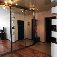 шкаф-купе в коридоре дизайн фото 8