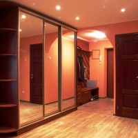 шкаф-купе в коридоре дизайн фото 9