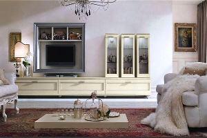 стенка в гостиную в современном стиле фото