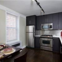 цвет обоев для кухни фото 32