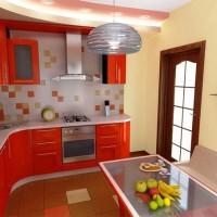 цвет обоев для кухни фото 6