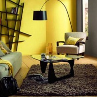 интерьеры в желтых тонах фото 2