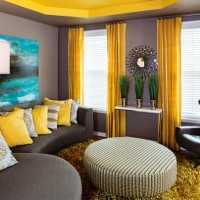 интерьеры в желтых тонах фото 4
