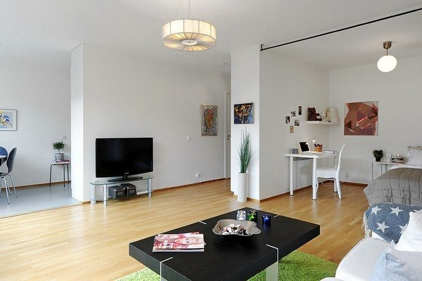 красивые квартиры фото интерьеров маленьких квартир 2