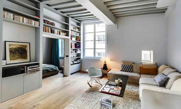 красивые квартиры фото интерьеров маленьких квартир 3