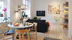 красивые квартиры фото интерьеров маленьких квартир