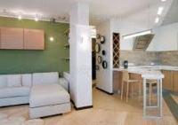 дизайн интерьера однокомнатной квартиры студии фото