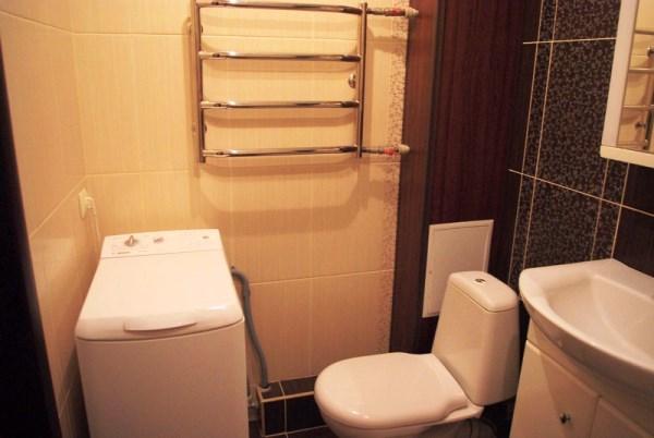 дизайн маленькой ванной комнаты без ванны фото