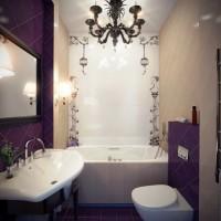дизайн маленькой ванной в хрущевке фото 10