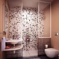 дизайн маленькой ванной в хрущевке фото 13
