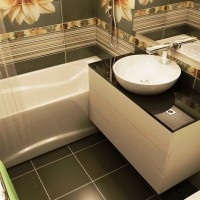 дизайн маленькой ванной в хрущевке фото 16