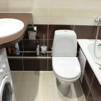 дизайн маленькой ванной в хрущевке фото 2