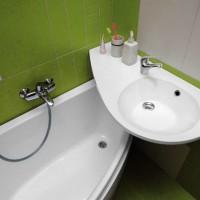 дизайн маленькой ванной в хрущевке фото 22