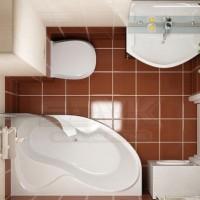 дизайн маленькой ванной в хрущевке фото 23