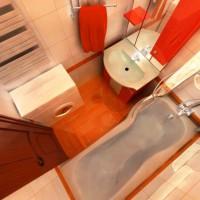 дизайн маленькой ванной в хрущевке фото 27