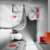 дизайн маленькой ванной в хрущевке фото 39