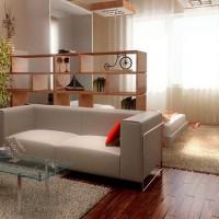 дизайн однокомнатных квартир ремонт фото 27