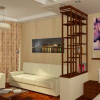 дизайн однокомнатных квартир ремонт фото 28