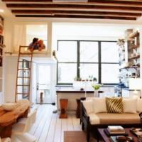 дизайн однокомнатных квартир ремонт фото 37