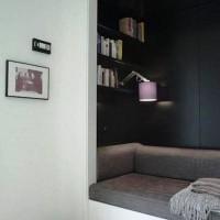 дизайн однокомнатных квартир ремонт фото 39
