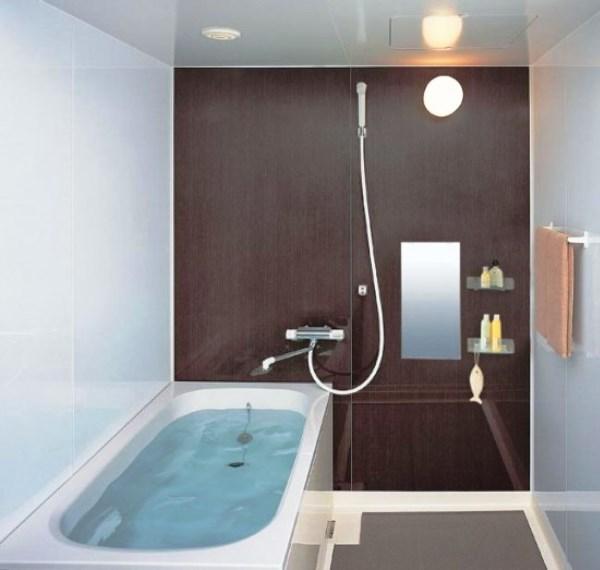 дизайн ванной комнаты маленького размера фото без туалета