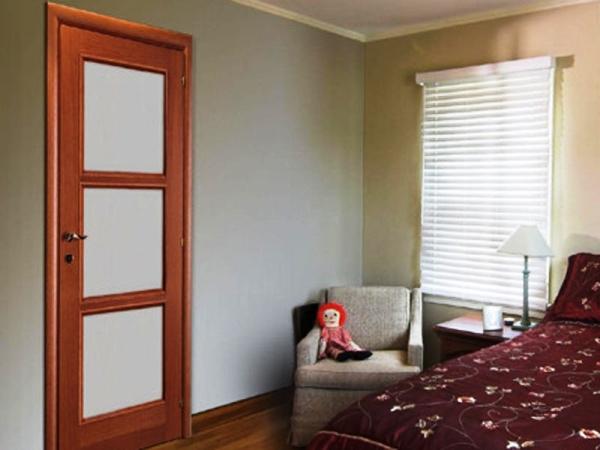 двери MARIO RIOLI фото в интерьере