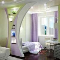 идеи для однокомнатной квартиры фото 8