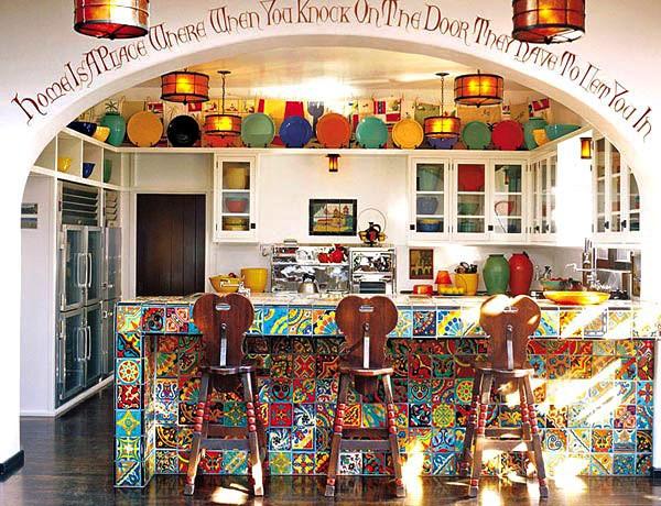 кухни звезд фото 3