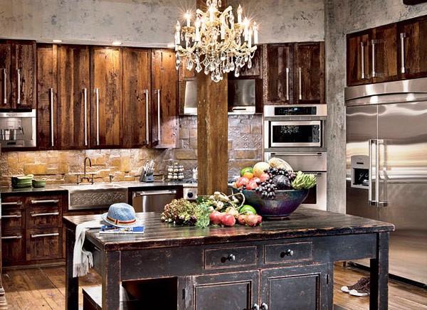 кухни звезд фото 5