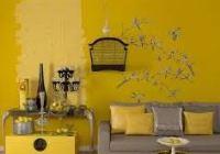 с каким цветом сочетается желтый цвет